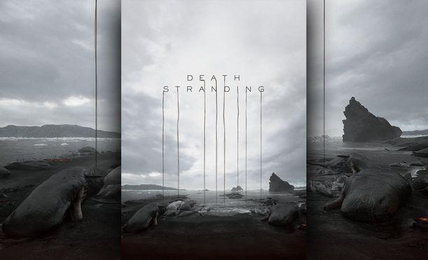 Death Stranding julkaistaan 8. marraskuuta Playstation 4:llä.