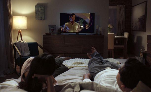 Netflixistä katsotaan keskimäärin 60 elokuvaa vuodessa.