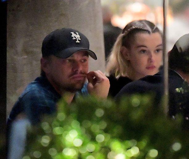 DiCaprio ei ole koskaan ollut naimisissa.