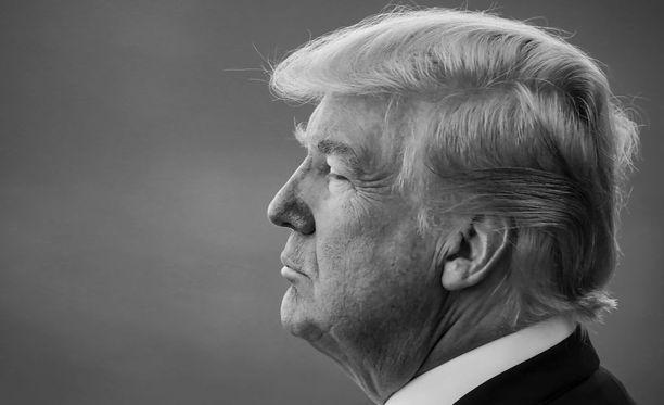 Trumpin maailmankuva on välittynyt hätkähdyttävällä tavalla hänen tviiteistään.