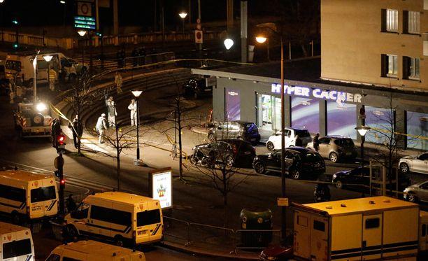 Kosher-kauppaan hyökännyt Amedy Coulibaly kehotti ennen kuolemaansa puhelimitse muita terroristeja tekemään lisää iskuja.