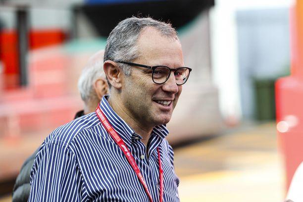F1-sarjan toimitusjohtajan Stefano Domenicalin mukaan Afrikassa ajetaan viiden vuoden sisällä.