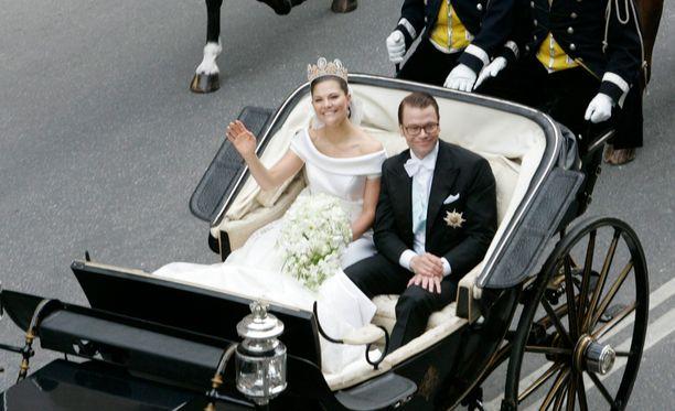 Prinsessa Victoria käytti häämatkallaan kohuliikemiehen yksityislentokonetta.