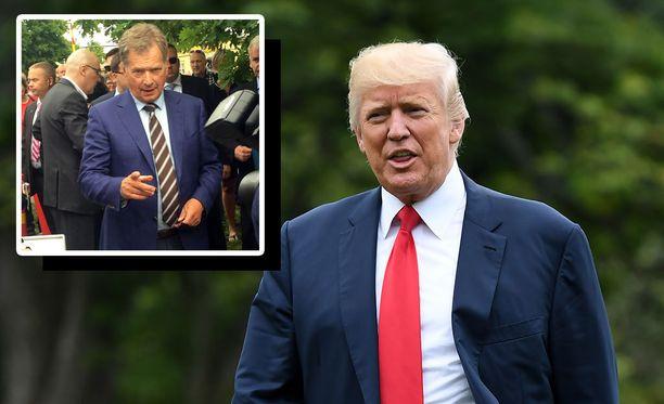 Niinistön ja Trumpin tapaamisessa on tutkijan mukaan vältettävä liiallista tuttavallisuutta ja henkilökohtaisuuksiin menemistä, kun puhutaan Venäjästä.
