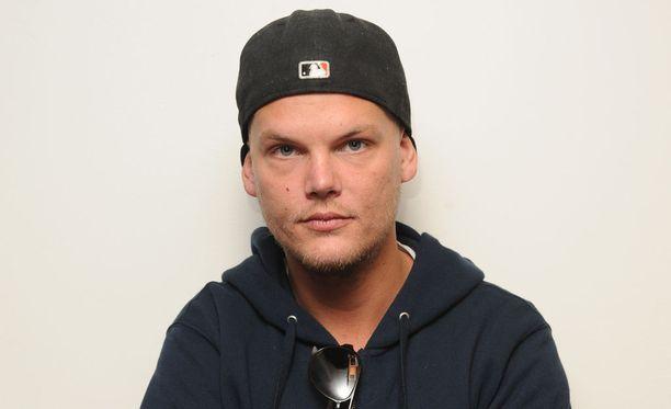 Ruotsalainen dj ja tuottaja Avicii, oikealta nimeltään Tim Bergling.