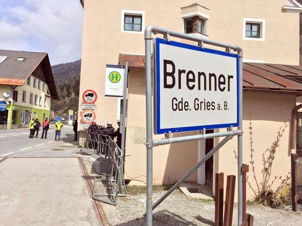 Brennersola on vilkas rajanylityspaikka Italian ja itävallan välillä.