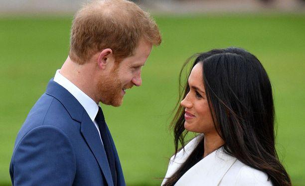 """Kun prinssi Harry kohtasi Meghanin, hän tiesi välittömästi tavanneensa """"sen oikean""""."""