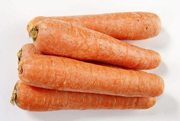 Porkkanalla on jo vanhastaan terveellinen imago.