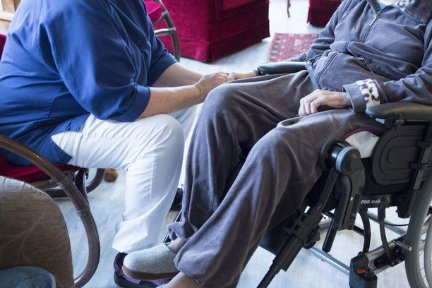 Esperi Care on myöntää virheet hoivakotiensa toiminnassa. Kuvituskuva.