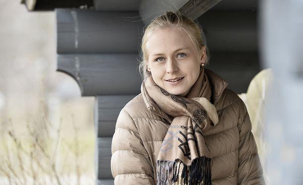 Elina Lepomäki on kohahduttanut sote-kritiikillään.