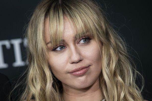 Lapsinäyttelijänä uransa aloittanut Miley Cyrus on keskittynyt viime vuosina musiikkiin.