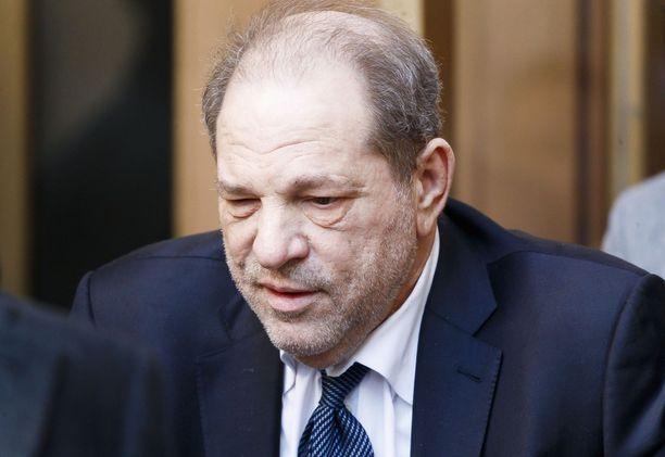 Harvey Weinstein on ollut vuoden vankilassa kärsimässä tuomiotaan.