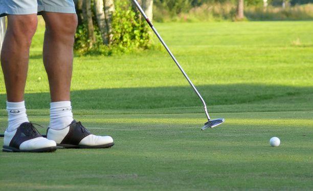 Vantaan Golfpuisto Oy:n toimijoiden epäillään erehdyttäneen Vantaan kaupunkia sopimuksen tarkoituksesta. Kuvituskuva.
