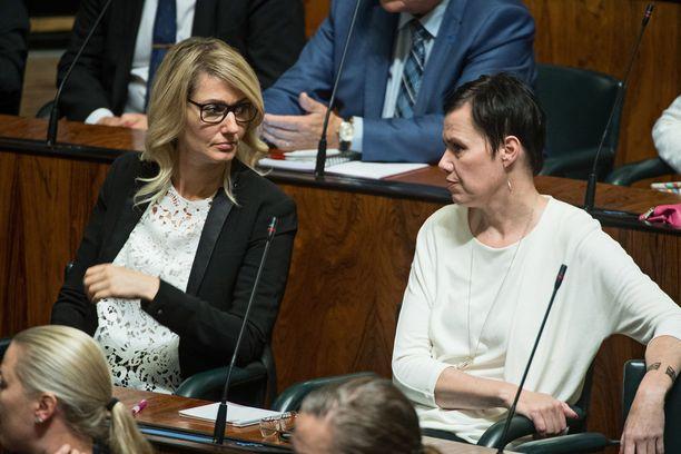 Maria Guzeninan mielestä koulukotien uhrien pitäisi saada rahallinen korvaus.
