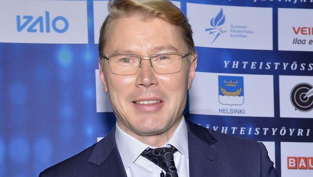 Mika Häkkinen ajoi kilpaa F1-uransa jälkeenkin.