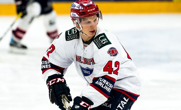 Teemu Eronen ampui voittomaalin Oulussa, ja puolivälieräpaikka on katkolla IFK:lle huomenna Helsingissä.