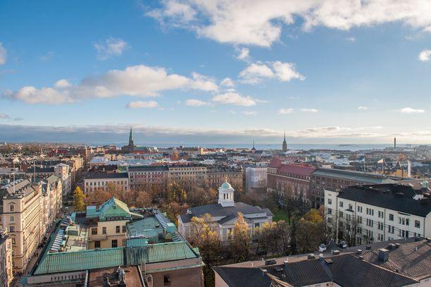 Helsinki on brittilehden mukaan Euroopan kymmenenneksi paras kaupunkikohde.