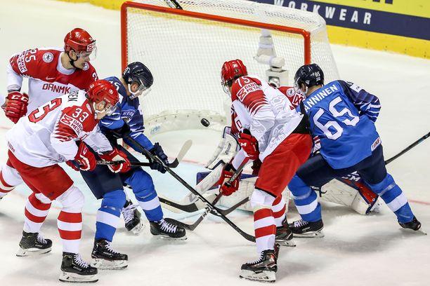 Sakari Manninen survoi 2–1-maalin.