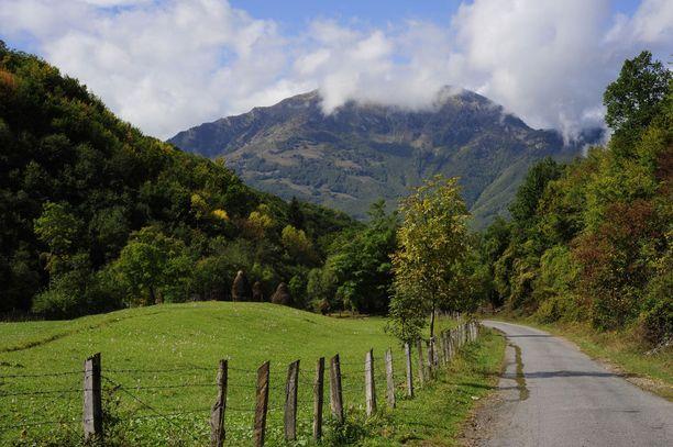 Prokletijen kansallispuisto on perustettu vuonna 2009.
