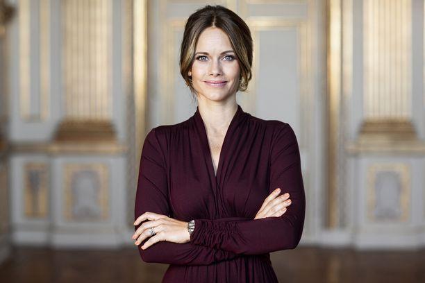 Prinsessa Sofia on nyt 35-vuotias.