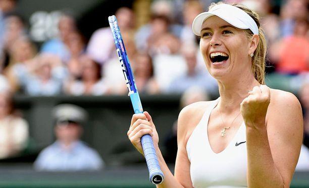Maria Sharapova on solminut lukuisia rahakkaita yhteistyösopimuksia.