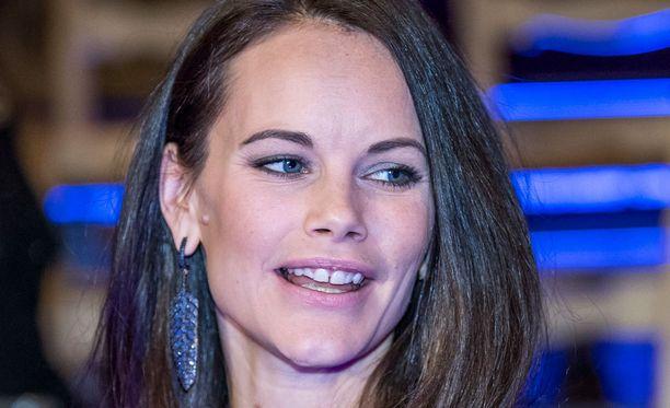 Prinsessa Sofia esiintyi tosi-tv-ohjelmissa ennen seurusteluaan Carl Philipin kanssa.