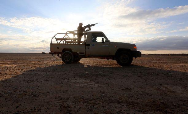 USA harkitsee lähettävänsä lisää joukkoja Isisin vastaiseen taisteluun.