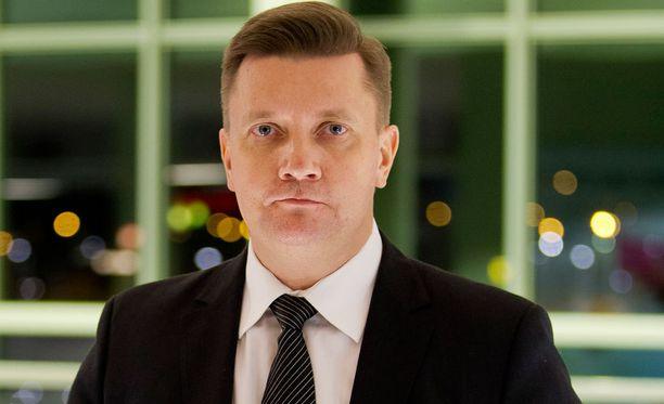 Mika Eskola ennakoi viime kautta parempaa kausikorttisaldoa.