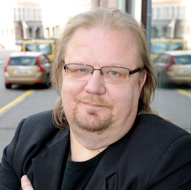 Sairastuminen pysäytti Jope Ruonansuun uran 1990-luvulla.