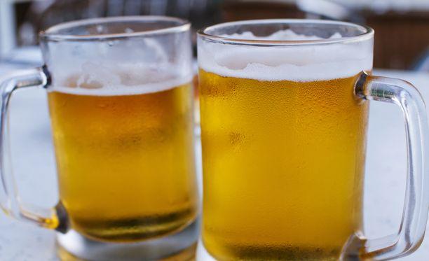 Jos haluaa nauttia juomansa hyvin intiimissä paikassa, löytyy Iisalmesta vahva vaihtoehto. Kuvituskuva.