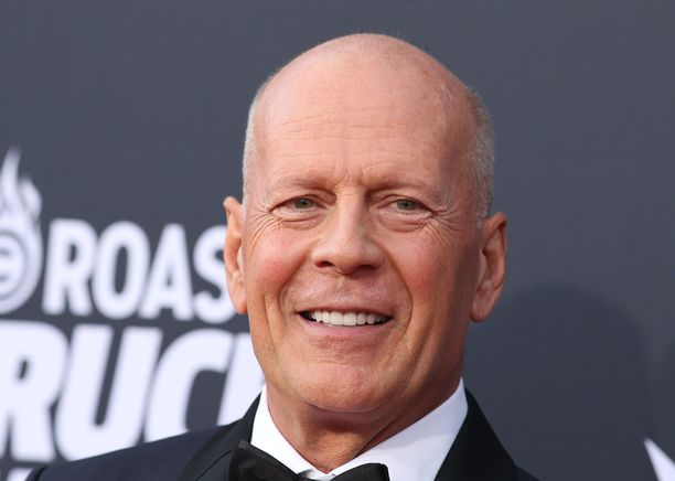 Bruce Willis on viiden tytön isä.