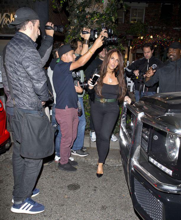 Stella Stolper haastoi entisen työnantajansa Mariah Careyn oikeuteen.
