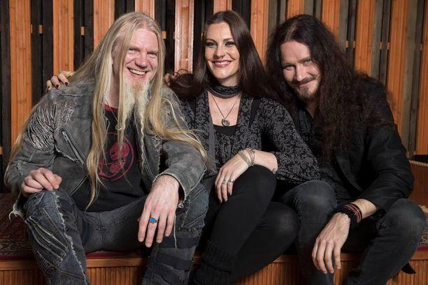 Nightwish päättää puolentoista vuoden mittaisen maailmankiertueensa ensi viikolla Tokiossa.