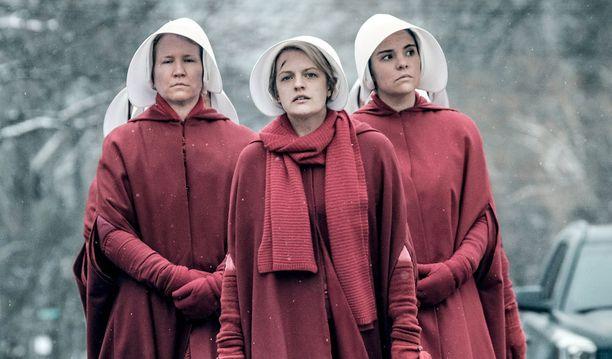 Sarjan ensimmäisen kauden viimeiset osat löytyvät vielä Ylen netti-tv:stä Areenasta.