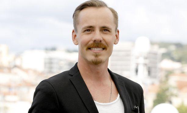 Jasper Pääkkönen edusti Cannesin elokuvajuhlilla keväällä.