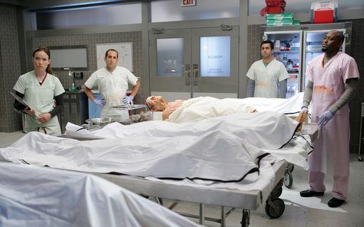 Telkkaritohtorit ilmaisivat tukensa tosielämän lääkäreille – mukana näyttelijöitä mm. Housesta, Greyn Anatomiasta ja Tuho-osastosta