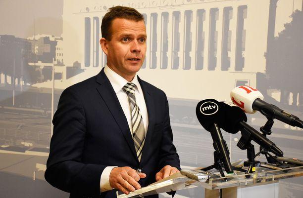 Sisäministeri Orpo korostaa, että päivitys Irakin tilanteeseem oli välttämätön.