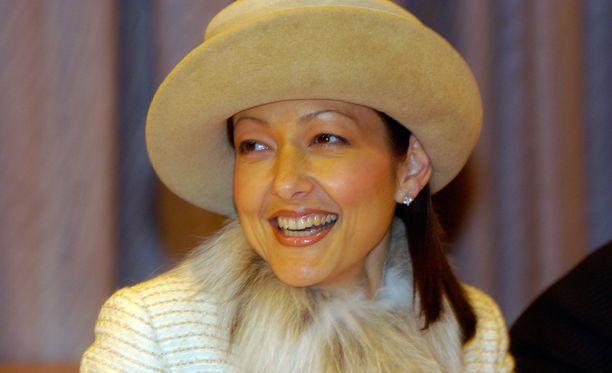 Alexandra vieraili Suomessa vuonna 2005. Samana vuonna hän erosi prinssi Joachimistä.
