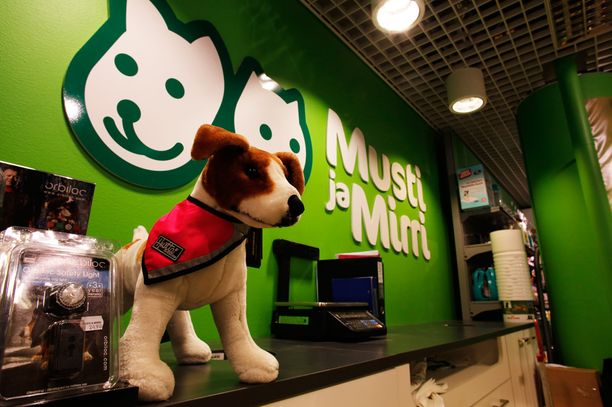 Musti ja Mirri on Suomen ja koko Skandinavian suurin lemmikkieläintarvikeketju. Liikkeitä Suomessa on yli sata.