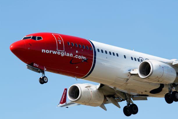 Koronaviruspandemia ajoi lentoyhtiö Norwegianin talousongelmiin.