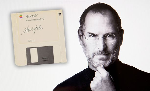 Steve Jobs ei ollut kovin innokas jakamaan allekirjoituksia.