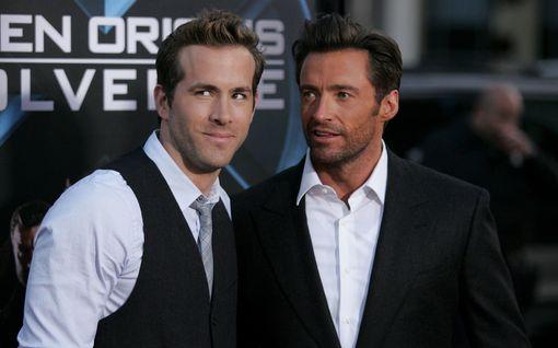 Ryan Reynolds keljuili Hugh Jacmanille tämän merkkipäivänä