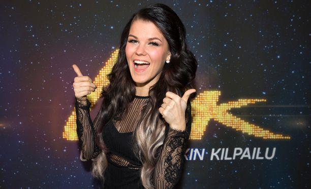 Saara Aalto pääsee Robbie Williamsin mentoroimaksi.