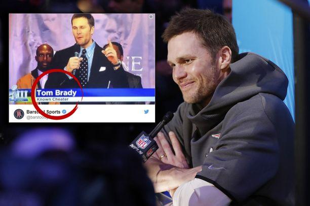 Vuonna 2016 kohun keskelle joutunut Tom Brady valmistautuu Super Bowliin.