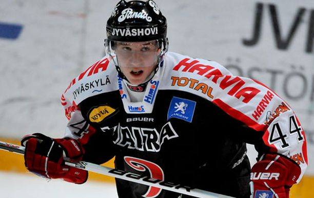 Sami Vatanen on jyväskyläläisseuran oma kasvatti.