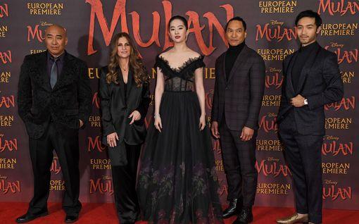 Disney ilmoitti koronan vaikutuksista ensi-iltoihin – odotettu Mulan julkaistaan heinäkuussa
