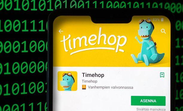Timehop paljasti lisää tietoja tietovuodostaan.