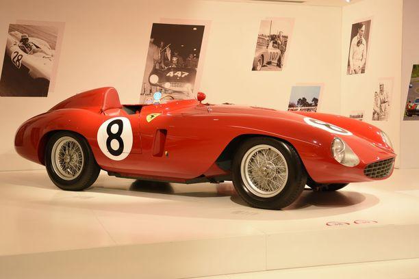 Ferrari 750 Monza.