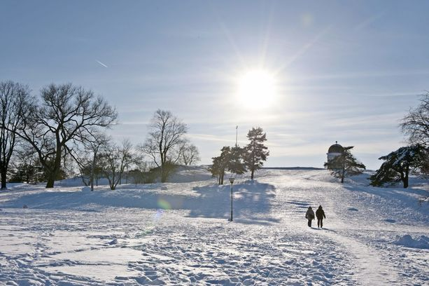 Ensi viikolla sää pysyy kylmänä ja enimmäkseen aurinkoisena.