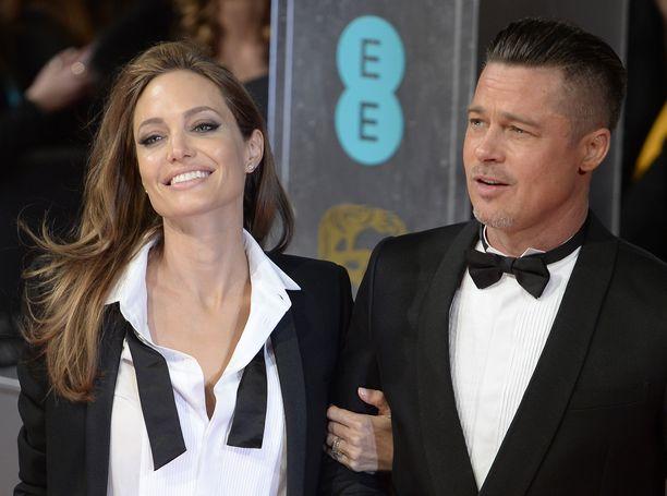 Angelina Jolien ja Brad Pittin avioliitto kesti vain pari vuotta.